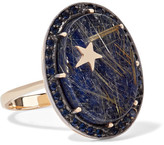 Andrea Fohrman 14-karat Gold Multi-stone Ring - 7