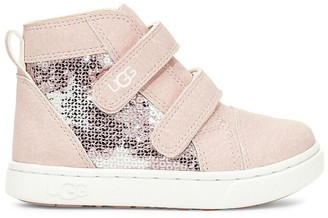 UGG Kids Rennon II Stars Trainers with Sequins