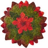 Deborah Rhodes FOREST LEAF RED/GREEN