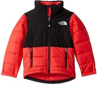 The North Face Kids North Peak Insulated Jacket (Little Kids/Big Kids) (Mr. Pink) Kid's Coat