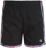 Champion Color-Block Running Shorts (For Little Girls)