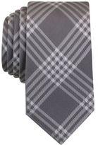 Bar III Men's Canton Plaid Skinny Tie, Created for Macy's
