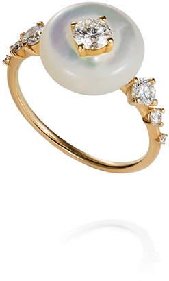 Fernando Jorge 18k Orbit Diamond Ring