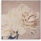Graham & Brown Cream Petals Canvas Wall Art