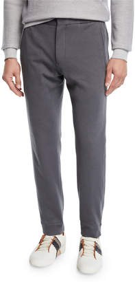 Ermenegildo Zegna Men's Knit Jogger Trouser Pants