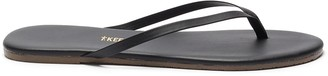 TKEES Liners leather flip flops