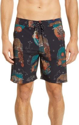Hurley Phantom Tropic Flash Board Shorts