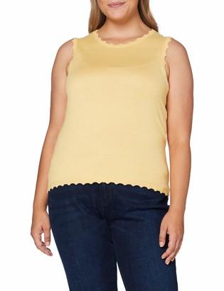 Vero Moda Women's VMFELICITY SL Blouse GA Boo Tank Top
