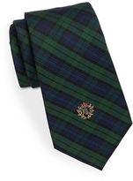 Lauren Ralph Lauren Plaid Silk Tie