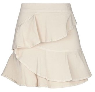 Merci ..,MERCI Mini skirt