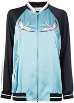 RED Valentino embroidered jacket