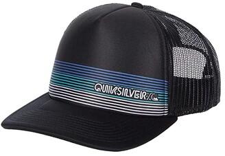 Quiksilver Gasher Hat (Navy Blazer) Baseball Caps