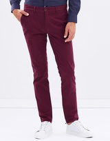 Brooksfield Cotton Stretch Chinos
