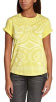 By Zoé Women's Graphic Round Collar Short sleeve T-Shirt - - 6