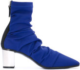 Emilio Pucci ruched boots