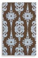 Momeni 'Lil Mo Classic 5-Foot x 7-Foot Area Rug in Brown/Blue
