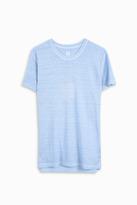120% Lino Crew Neck T-Shirt