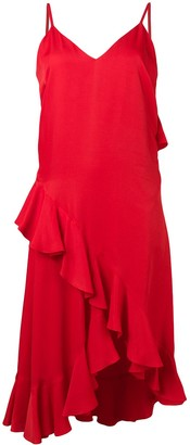 Kenzo ruffled dress