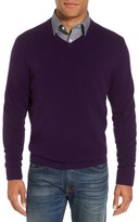 Nordstrom Men's Cashmere V-Neck Sweater