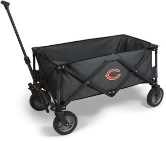 Picnic Time Chicago Bears Adventure Folding Utility Wagon