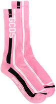 Gcds logo tube socks