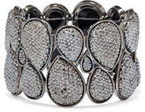 New York & Co. Sparkling Teardrop Stretch Bracelet