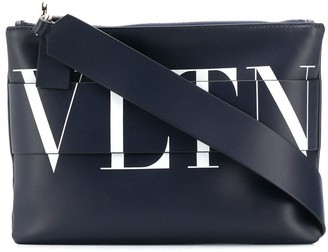 Valentino VLTN logo crossbody bag