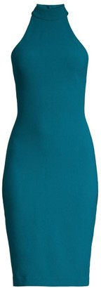 LIKELY Presely Halter Bodycon Dress
