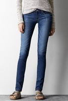 American Eagle Outfitters Medium Indigo Skinny Jeans