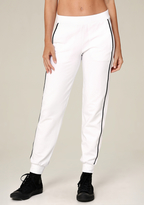 Bebe Contrast Piping Pants
