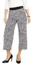 INC International Concepts Inc Animal-Print Cropped Wide-Leg Pants, Created For Macy's