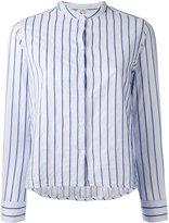 Bellerose band collar shirt - women - Cotton/Modal - 1