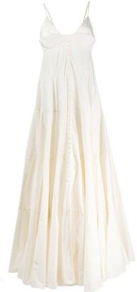 Jacquemus La robe Manosque long dress