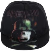 Givenchy Army Skull Printed Canvas Baseball Hat
