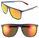 Carrera Eyewear 58mm Mirrored Retro Sunglasses