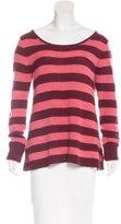 Calypso Cashmere Striped Sweater