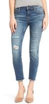 Vigoss Women's Chelsea Crop Skinny Jeans