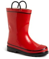 Western Chief Toddler 'Firechief 2' Rain Boot