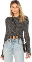Bailey 44 Rags to Riches Sweater in Black. - size M (also in XS)
