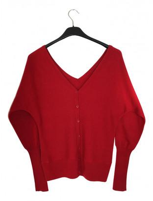 Comptoir des Cotonniers Red Cashmere Knitwear