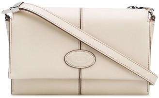 Tod's Front-Flap Cross-Body Bag