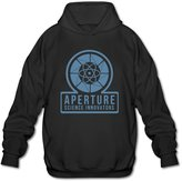 Sune Men's Portal 2 Video Game Hoody