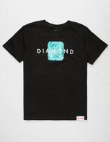 Diamond Supply Co. Emerald Cut Boys T-Shirt