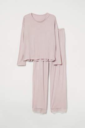 H&M H&M+ Jersey pyjamas