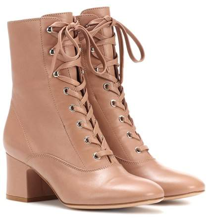 Gianvito Rossi Kensington 60 ankle boots