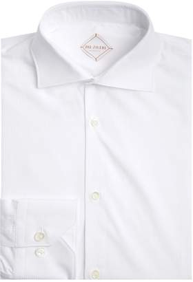 Pal Zileri Cotton Textured Shirt