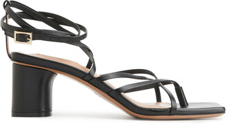 Arket Strappy Leather Sandals