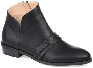 Journee Collection Harlow Ankle Bootie