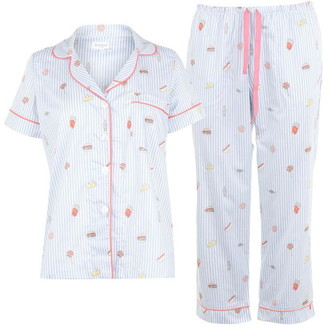 BedHead Sweet And Savoury Cotton PJ Set
