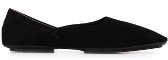 Haider Ackermann Suede Slipper Loafers